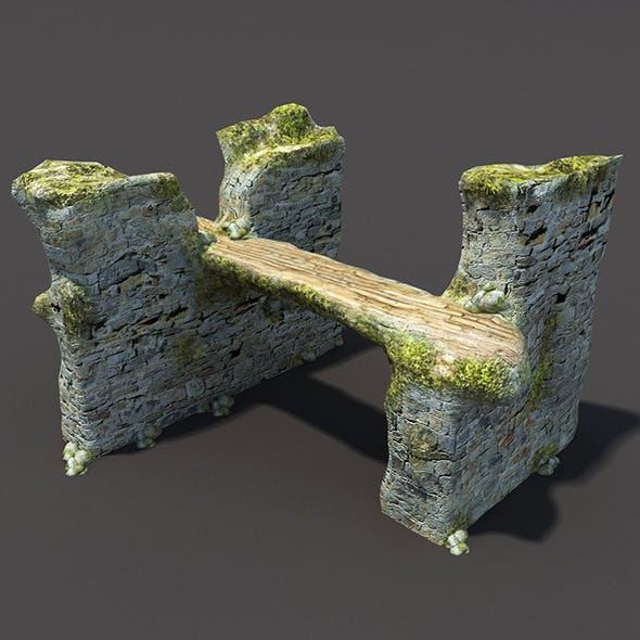 English Castle Ruin #8 - 3DOcean Item for Sale
