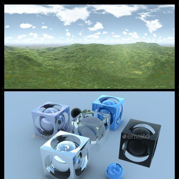 Grass Field - HDRI Pack