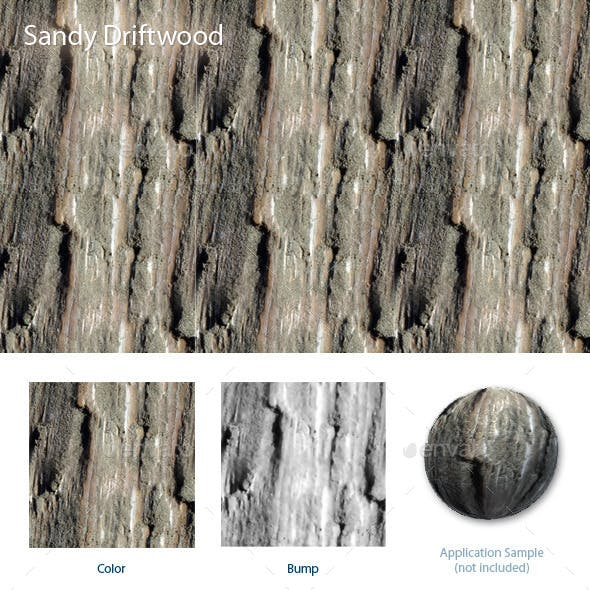 Sandy Driftwood