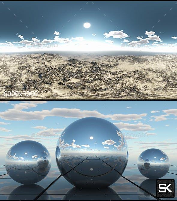 Sunrise In The Desert.4 - 3DOcean Item for Sale