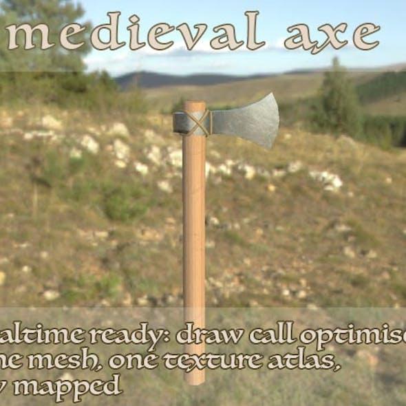 Medieval Viking Axe LP