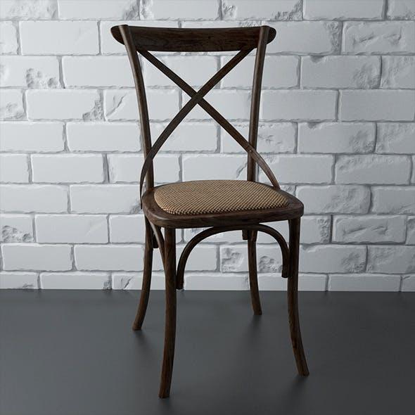 Render Setups Chair Wall