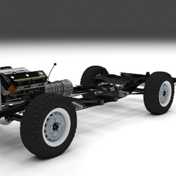 Offroad Truck Chassis