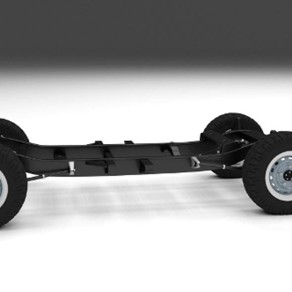 Simple Offroad Chassis