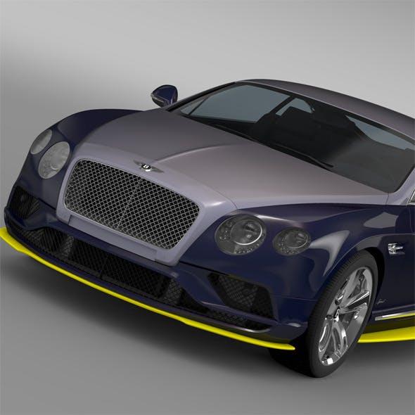 Bentley Continental GT Speed Breitling Jet Team By Creator