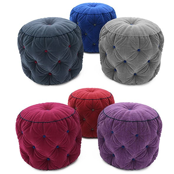Pouf collection 02