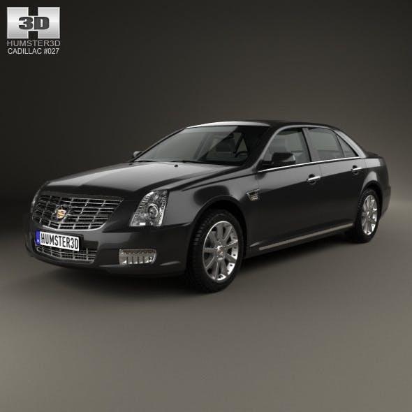 Cadillac SLS 2009 - 3DOcean Item for Sale