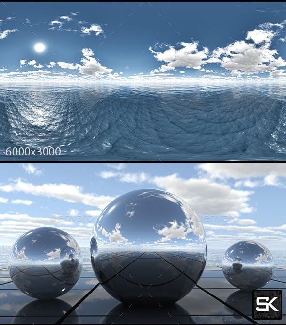 Sunrise On The Sea.3 - 3DOcean Item for Sale