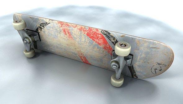 Skate - 3DOcean Item for Sale