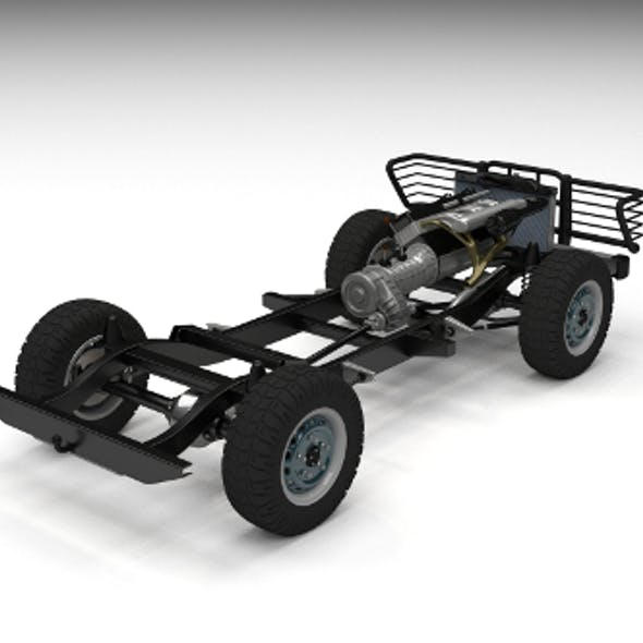 Full SUV Chassis