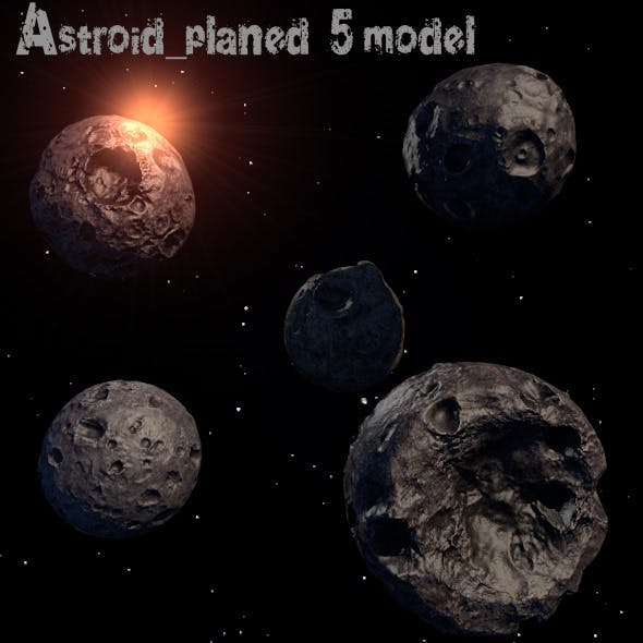 Astroid_Planet