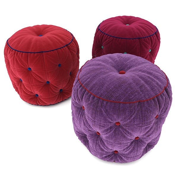 Pouf collection 04