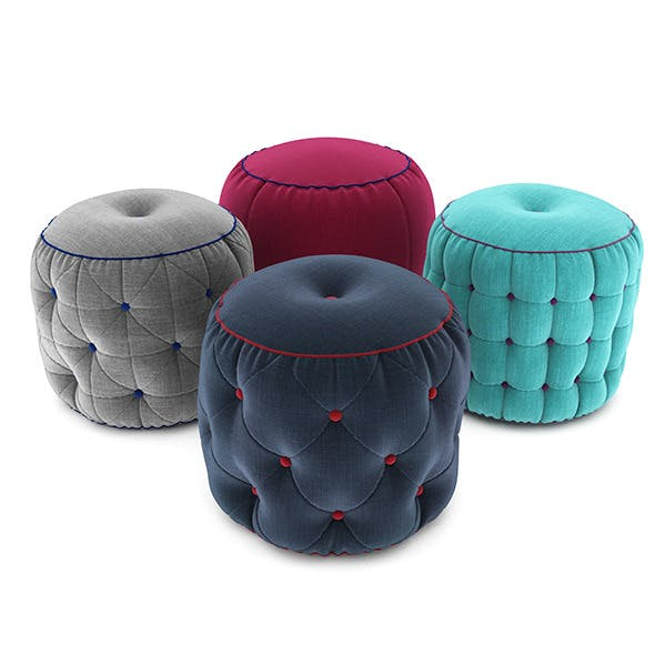 Pouf collection 05