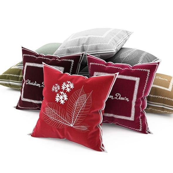 Pillows collection 77