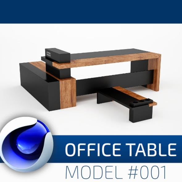 Office Collection Model 001