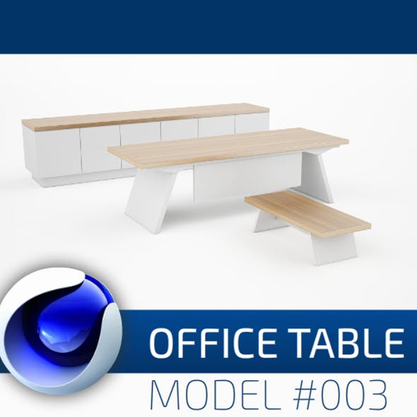 Office Collection Model 003