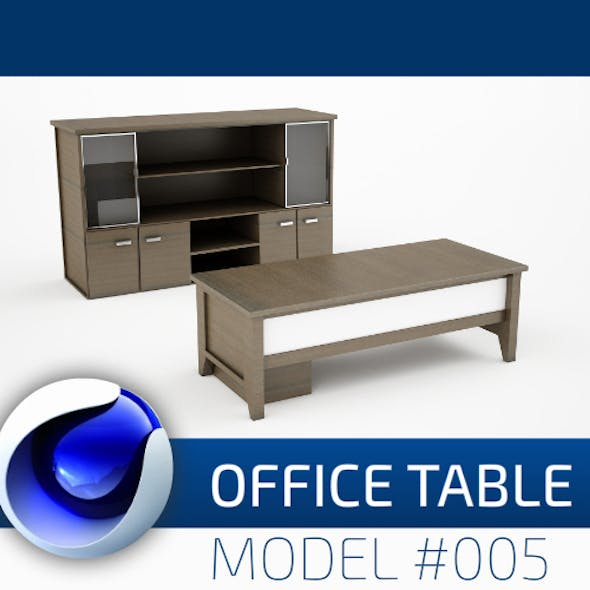 Office Collection Model 005