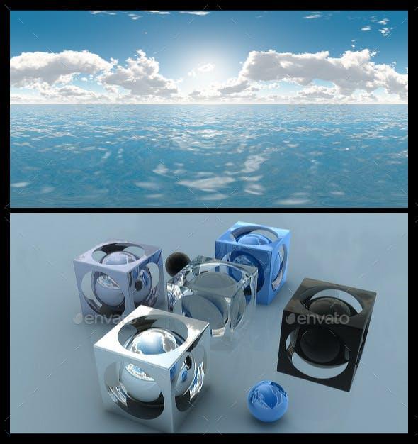 Ocean Bright Day 3 - HDRI - 3DOcean Item for Sale