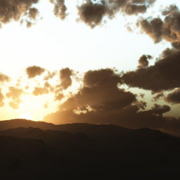 Vue10 Sunset Full Scene .