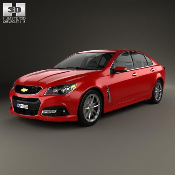 Chevrolet SS 2014 - 3DOcean Item for Sale