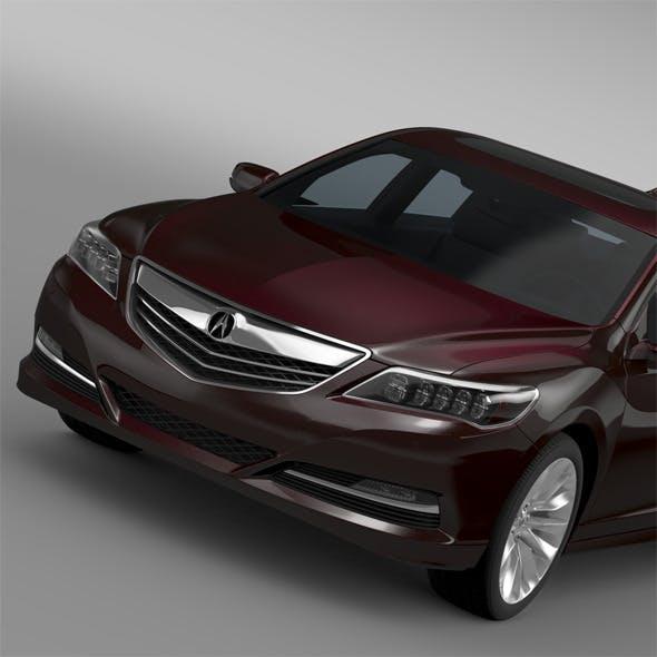 Acura RLX 2015