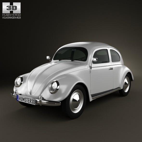 Volkswagen Beetle 1949