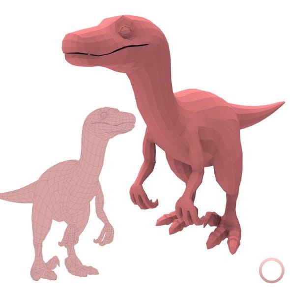 Raptor Base Mesh
