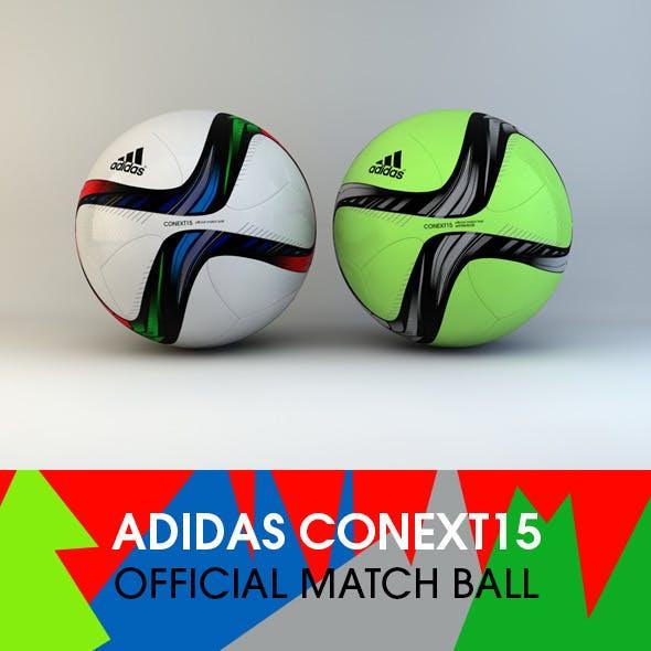 Adidas Conext15 Official match ball