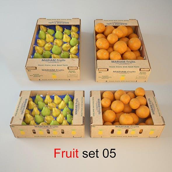 Fruit Set 05