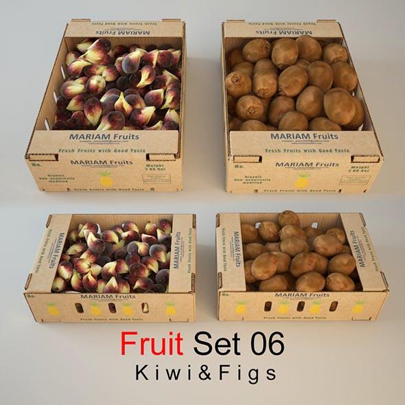 Fruit Set 06 - 3DOcean Item for Sale