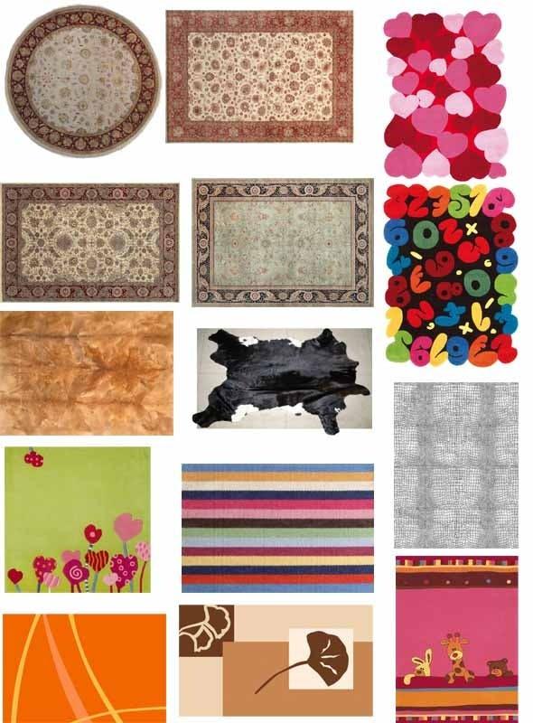 Carpets - 3DOcean Item for Sale