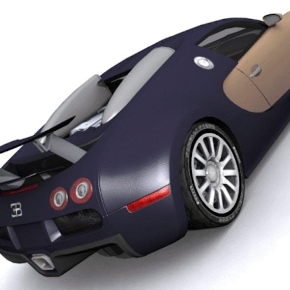 Bugatti EB 164 Veyron
