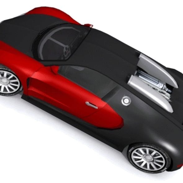 Bugatti EB 16/4 Veyron