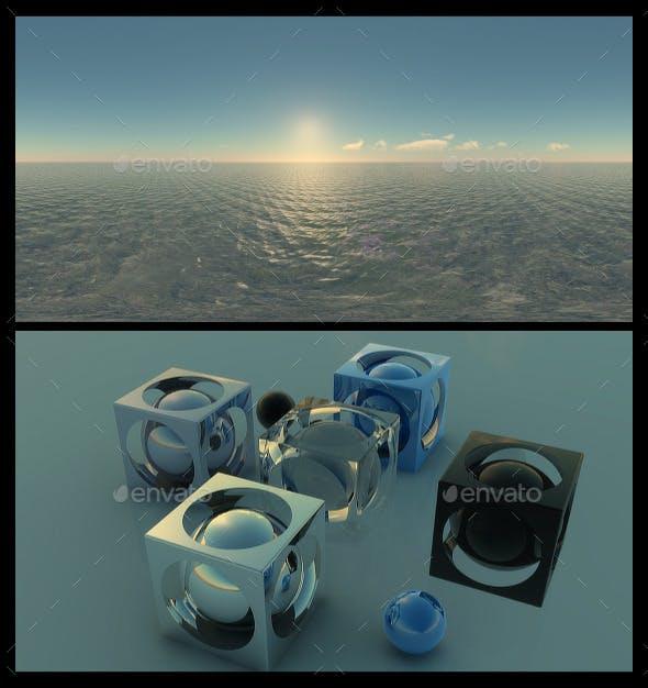 Ocean Clear Sky - HDRI - 3DOcean Item for Sale