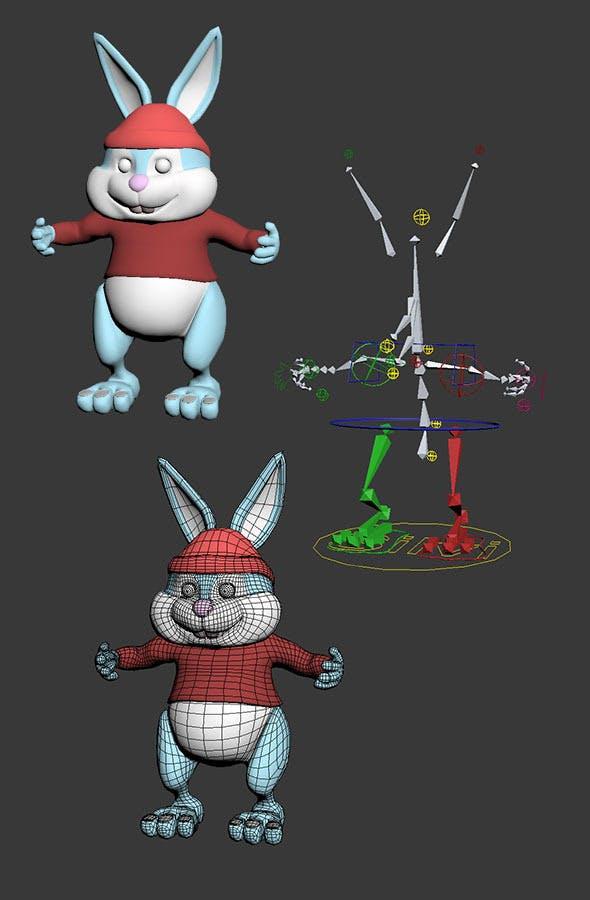 Mascot - 3DOcean Item for Sale