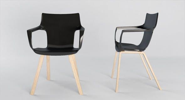 Wings Chair  - 3DOcean Item for Sale