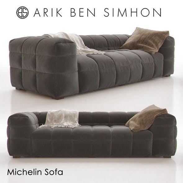 Michelin Sofa by Arik Ben Simhon