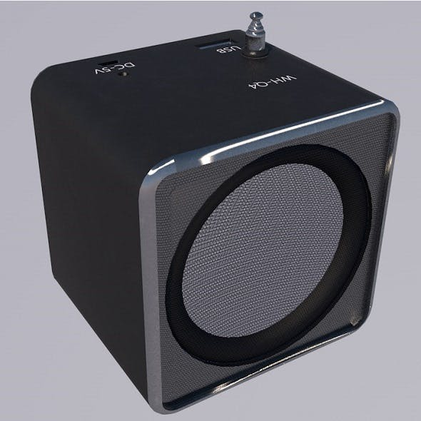 Mini Digital Speaker