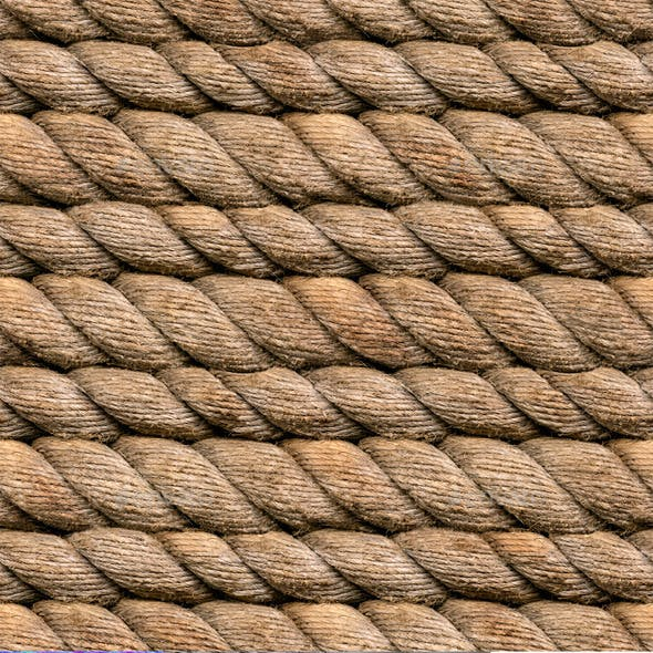 Hemp Rope Seamless