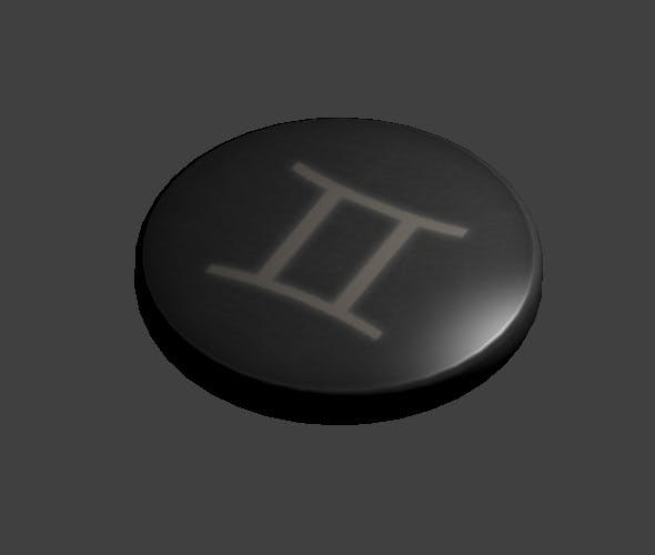 Gemini token - 3DOcean Item for Sale