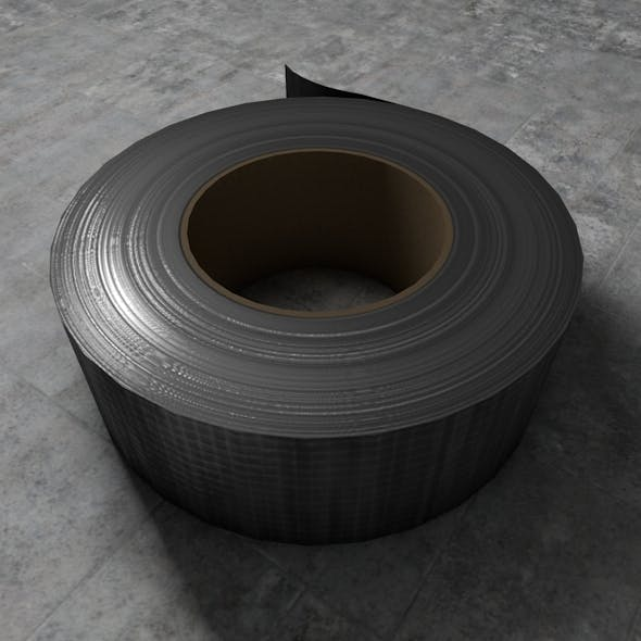 Duct tape - 3DOcean Item for Sale