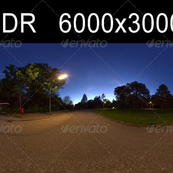 Night HDR Environment