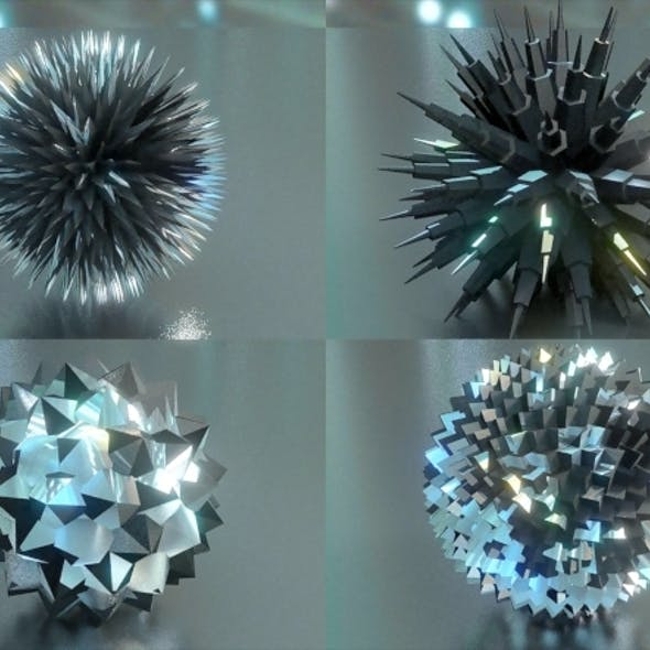 Abstract Sphere Geometry