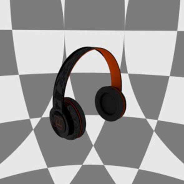 Nitro3D Headphones