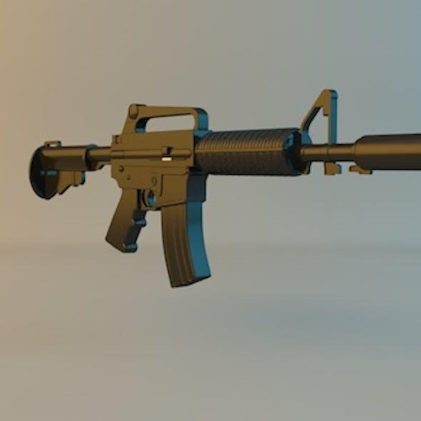 M4A1-S Carabine