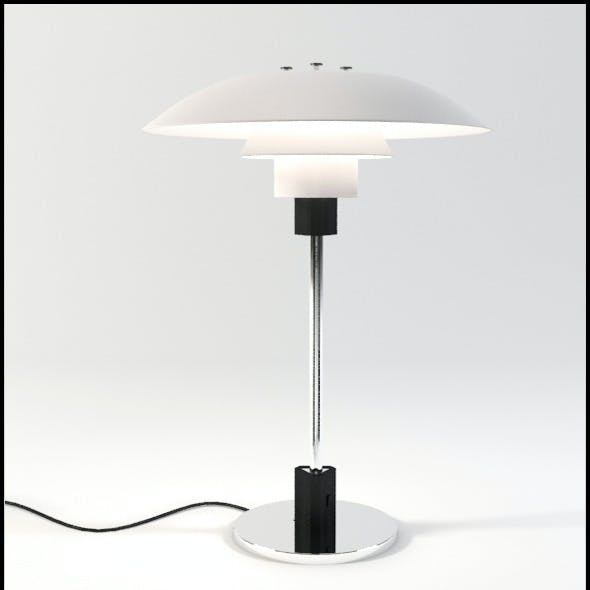 Louis Poulsen (Poul Henningsen) 3/4 Table Lamp