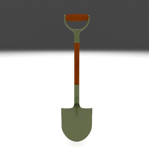 Shovel - 3DOcean Item for Sale