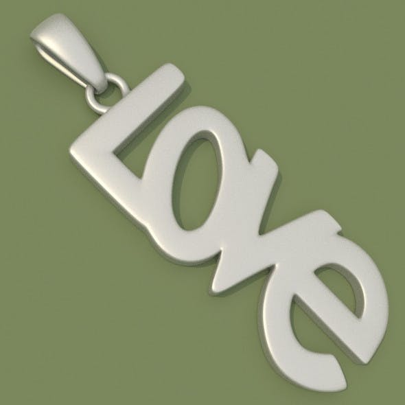 Love Jewelry - 3DOcean Item for Sale