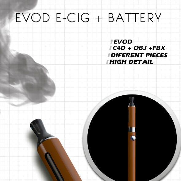 Unique E-cig - Evod
