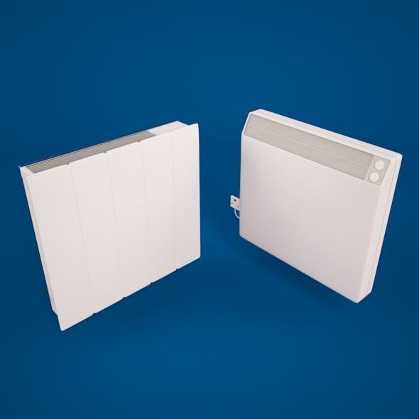 Home radiators - 3DOcean Item for Sale